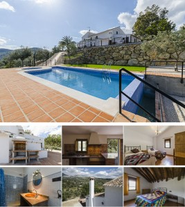 Cortijo Cabrilla - Casa para turismo rural